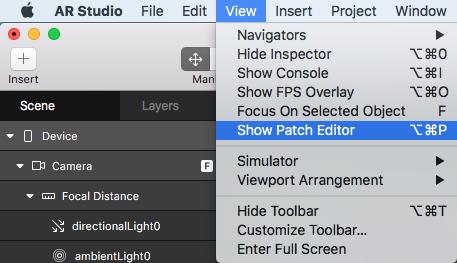 Patch Editor