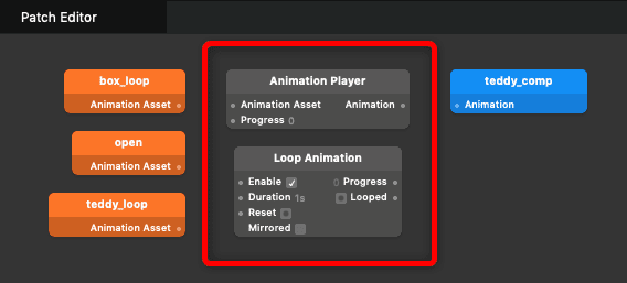 「Patch Editor」に追加3